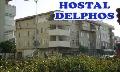 Alojamiento barato-Hostal Delphos