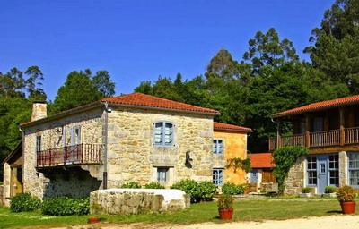 Pensiones hostales casas rurales baratas - Casas rurales con encanto en galicia ...