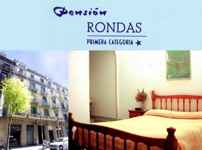 Pensiones hostales casas rurales baratas for Hoteles muy baratos en barcelona