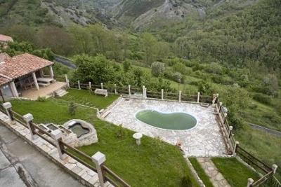 Pensiones hostales casas rurales baratas for Casas rurales con piscina baratas