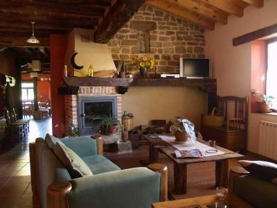 Pensiones hostales casas rurales baratas for Hoteles con chimenea